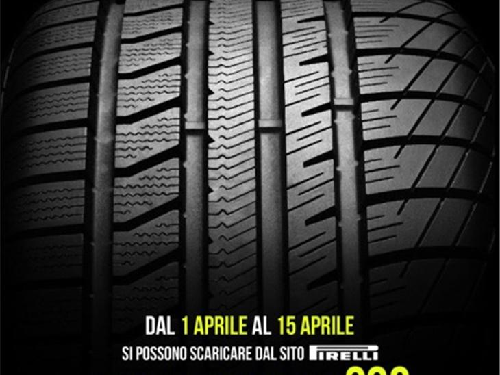 Promozione Pirelli